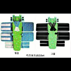 키즈보드02 set (키즈보드 + 머리 헤드장치)